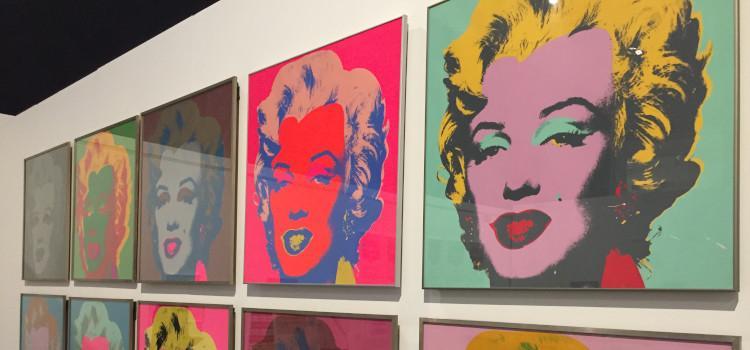 Reportage: Andy Warhol, de man die soepblikken verhi...