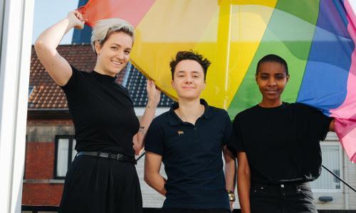 Eerste zomerkamp in Vlaanderen voor transgenderjongeren