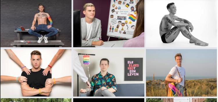 Welke Mister Gay Belgium finalist is het meest fotogeniek?