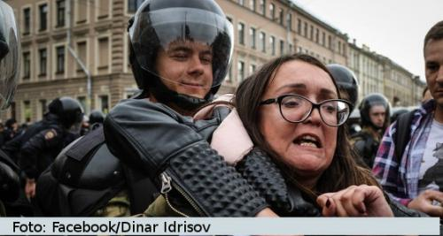 Russische LGBT-activiste vermoord in SInt-Petersburg