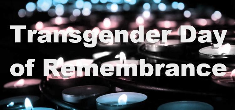 20 november: Internationale herdenkingsdag voor aan geweld gestorven transgender-personen
