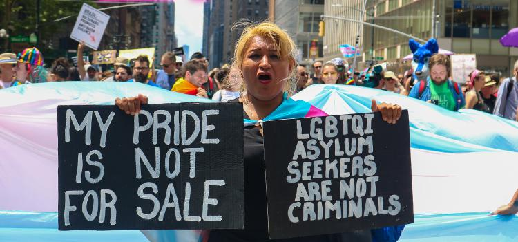 Tv-tip: Pride is Protest